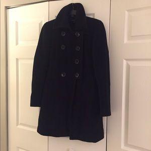 Boston proper pea coat